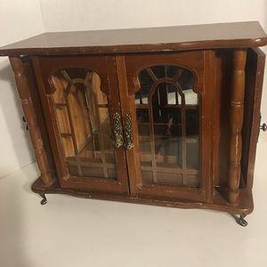 Storage & Organization - Vintage Large Asian Crafted Jewelry Box!